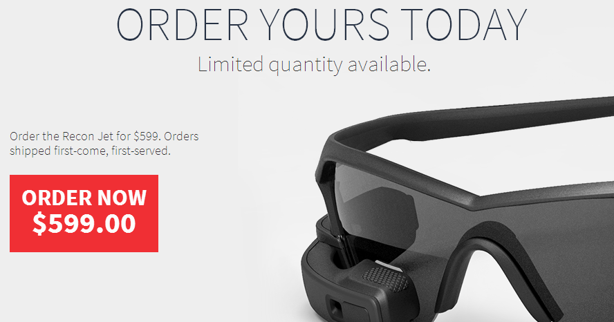 Recon Jet - Products like Google glass