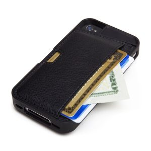 Wallet card case for iPhone 4s