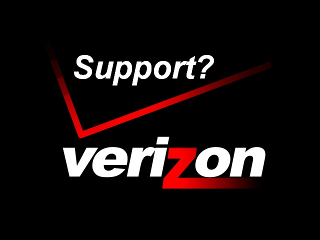 Phone number for Verizon support