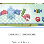 Happy Birthday Google, Celebrating With 1998 Look And A Doodle Game