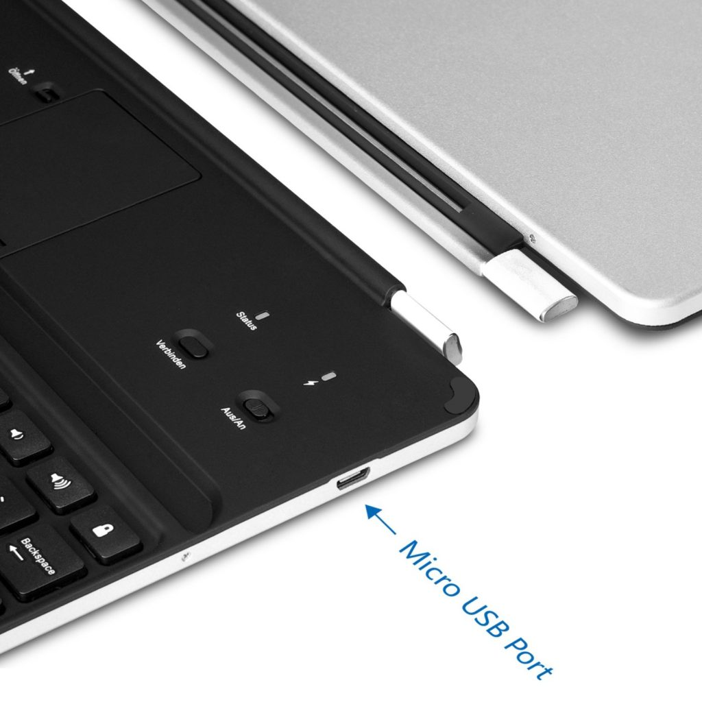 Anker Ultra-thin Premium iPad Air Keyboard case
