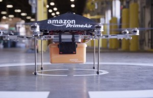 Amazon Prime Air Will Deliver Products By 2015 With Drones