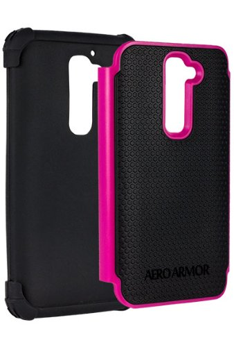 HOT pink protective case LG G2