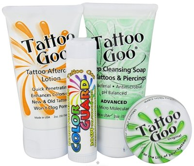 Best Tattoo Aftercare Products You Should Try