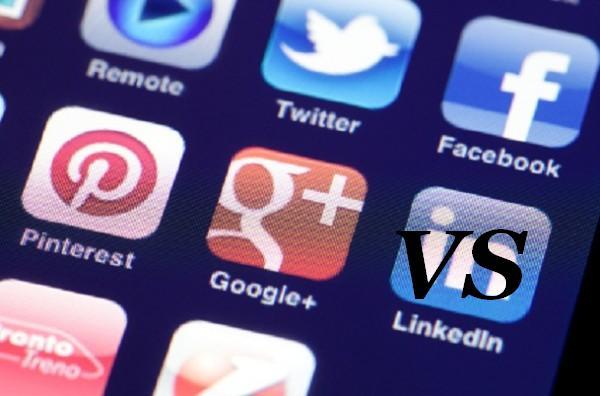 Facebook Vs Pinterest Vs Twitter Vs Google Plus - The Ultimate Comparison