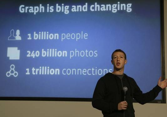 Facebook New Search Feature – Graph Search