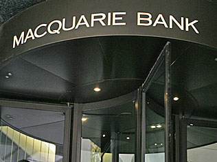 Macquarie Group Australia
