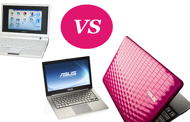 Netbooks VS Notebooks VS Laptops - The Ultimate Comparison