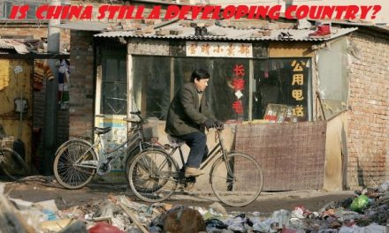 Reasons Why China Is Still A Developing Country