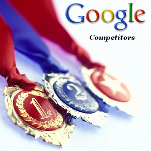 Who Is The Competitor Of Google There Are More Then One