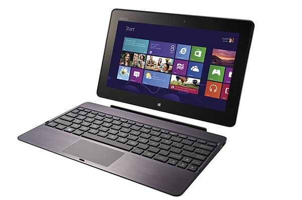 Asus VivoTab - best windows 8 laptops to buy
