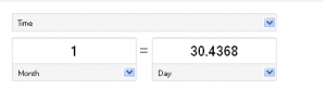 Day convertor - Google search tips and tricks