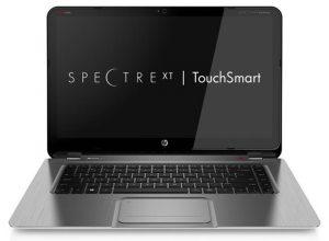 HP SpectreXT TouchSmart Ultrabook