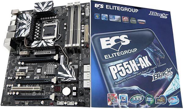 ECS Motherboard - Computer Manufacturer From China