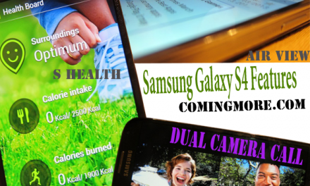 Galaxy S4 Features: Top 10 Best Among All Of Them