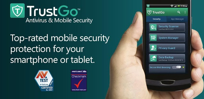 TrustGo Antivirus For Android