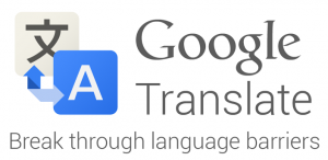 Google translate android app