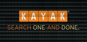 find hotels, cars and flights with KAYAK android app - android travel apps