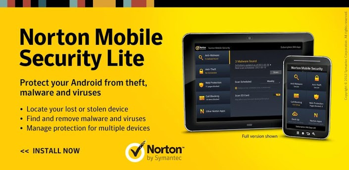 Norton Antivirus For Android