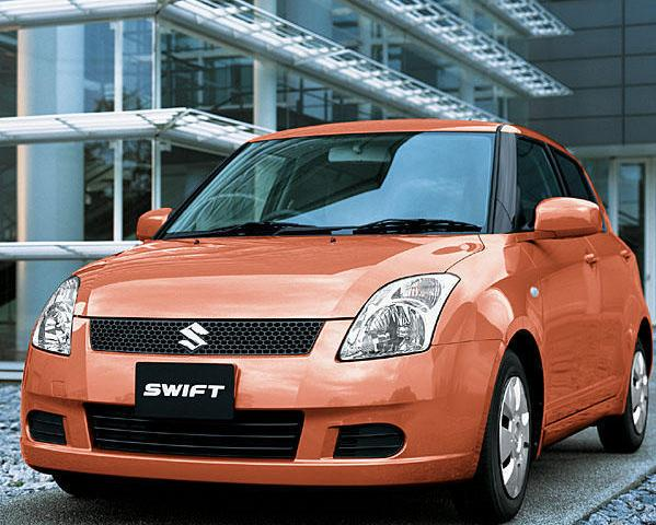 Pak Made Suzuki Swift