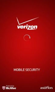 Antivirus for android by Verizon