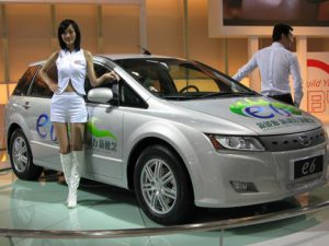 Chinese Electric Latest Car