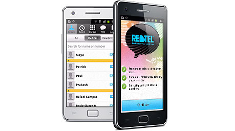 rebtel for android - travel apps for android