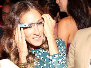 Testing Google glass - Google glass Photos Collection