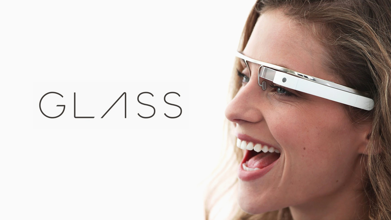 Google glass introduction ad