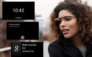 Introduction to Google glass features