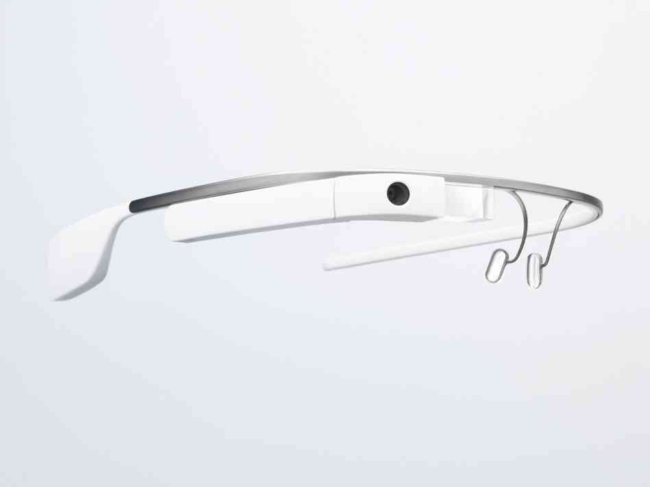 Google glass structure - Google glass roundup