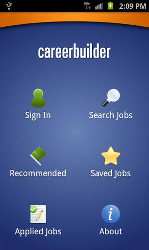 Jobs by career builder android apps for IT students