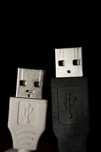 connect via USB and transfer files