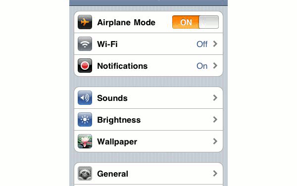 iPhone 5 Tips For Long Lasting Battery Life