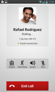 Rebtel free calling app for android