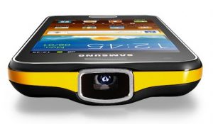 android phone with projector in it - things I want in iPhone 6