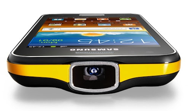 android phone with projector in it - things we want to see in iPhone 6