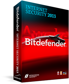 bitdefender internet security 2013 package
