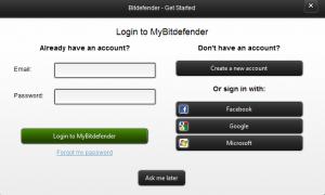 bitdefender sign up