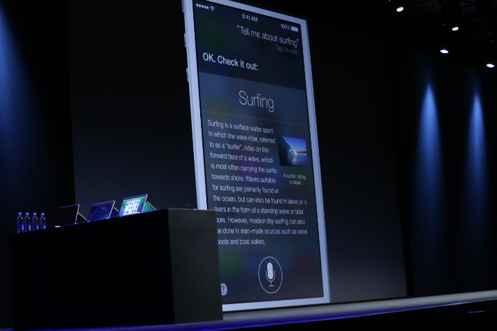 iOS 7 Siri - iOS features