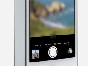 iOS 7 camera app - features of iOS 7