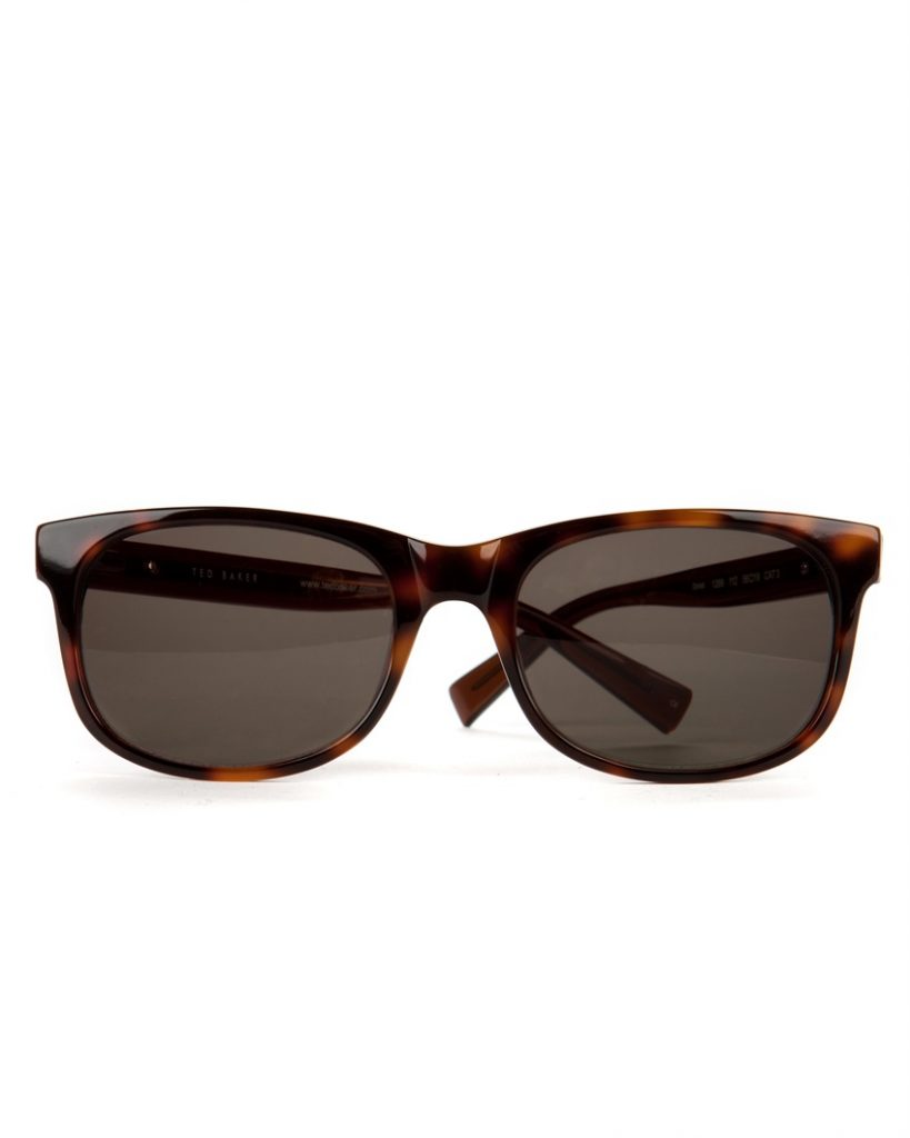 DONAT - D shape glasses by Ted Baker
