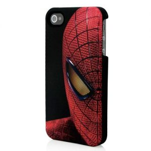 Spider man mask case