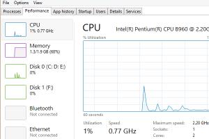 Check RAM - make computer faster