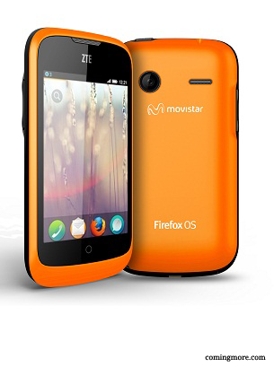 ZTE open features and specs, Firefox OS, 1 GHz