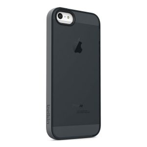 Black candy sheer case for iPhone 5s