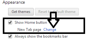 How To Change Homepage In Google Chrome