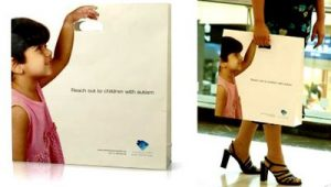 Guerilla Marketing - Changing the look of your shopping bags