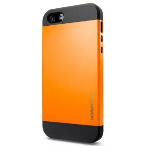Slim armor case for iPhone 5s