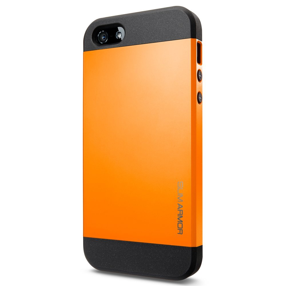 Slim armor case for iPhone 5s